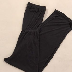 Forever 21 Ribbed Tube Jumpsuit, Size M